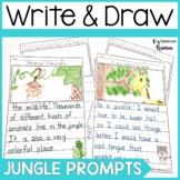 Jungle and Safari Writing Prompts