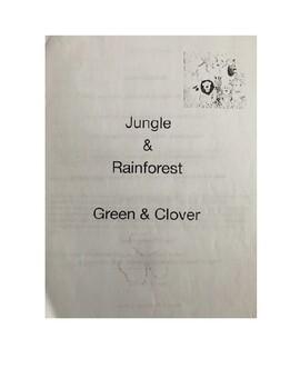 Jungle lessons