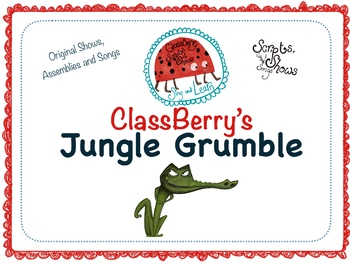 Jungle theme show for ages 5-7 years