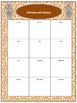 Jungle theme teacher planner Editable PPT