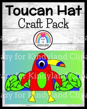 Zoo Craft: Toucan Hat