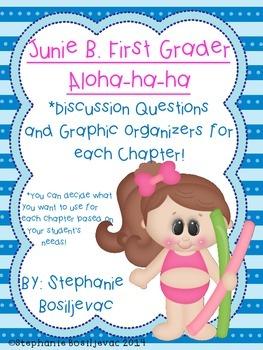 Junie B. First Grader Aloha-ha-ha