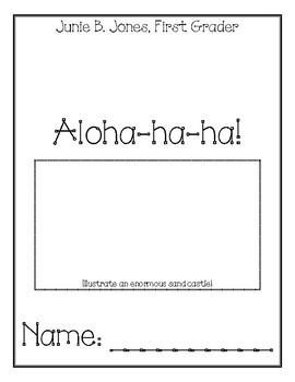 Junie B., First Grader, Aloha-ha-ha