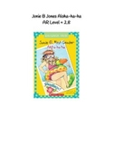 Junie B First Grader Aloha-ha-ha Comprehension Packet