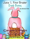 "Junie B., First Grader Dumb Bunny - Cause/Effect ""SCOOT"" Game"