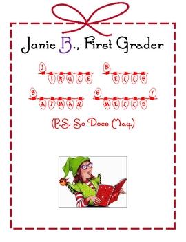 Junie B. First Grader:  Jingle Bells, Batman Smells