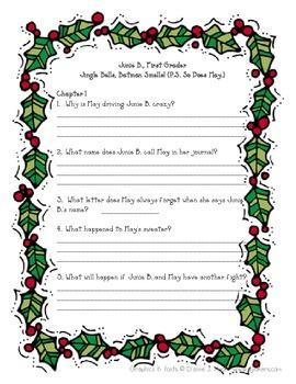 Junie B., First Grader Jingle Bells, Batman Smells (P.S. So Does May.)