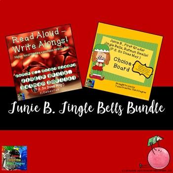 Junie B. First Grader Jingle Bells Bundle