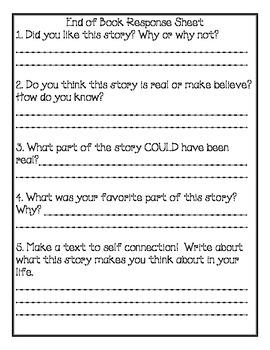 Junie B. First Grader, Jingle Bells... Comprehension Packet