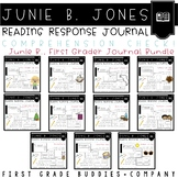 Junie B. Jones | 1st Grade Bundle | Reading Comprehension | Book Companion