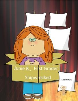 Junie B., First Grader Shipwrecked