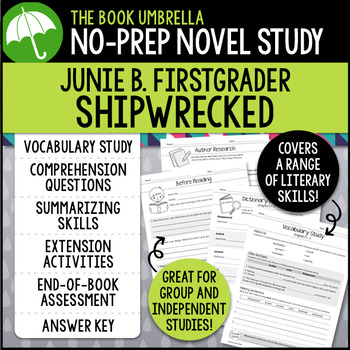 Junie B., First Grader Shipwrecked