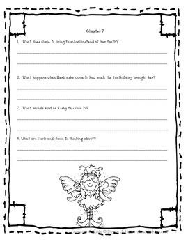 Junie B., First Grader: Toothless Wonder Comprehension Pack