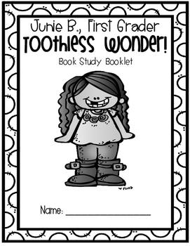 Junie B., First Grader Toothless Wonder {Literacy Companion Pack}