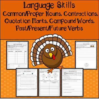 Junie B., First Grader: Turkeys We Have Loved and Eaten Book Unit