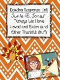 Junie B. First Grader, Turkeys We Have Loved and Eaten Com