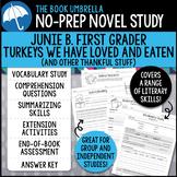 Junie B., First Grader Turkeys We Have Loved and Eaten