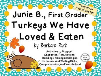 Junie B., First Grader - Turkeys We Have Loved and Eaten b