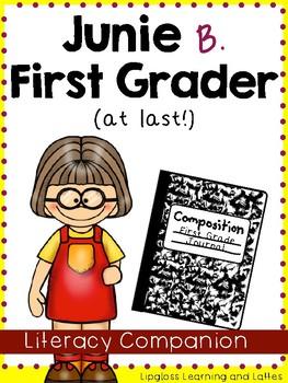 Junie B. Jones Activities- Junie B. First Grader (at last!)