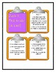 Junie B., First Grader (at last!) - Discussion Cards