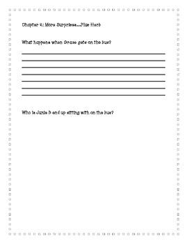 Junie B., First Grader (at last!) Reading Packet