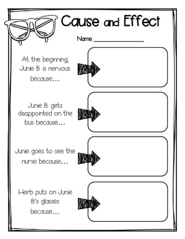 Junie B. First Grader (at last!) Story Pack