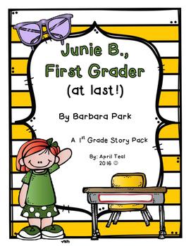 Junie B. First Grader (at last!) Story Pack