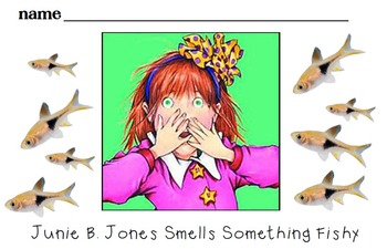 Junie B. Jones Activity Guide