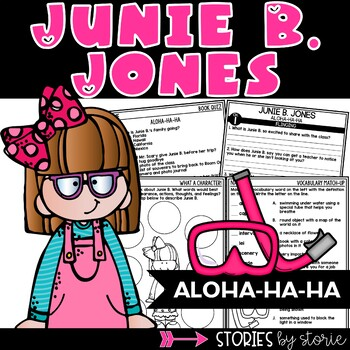 Junie B. Jones Aloha-ha-ha!