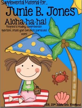 Junie B. Jones Aloha-ha-ha!... by Leslie Ann | Teachers Pay Teachers