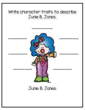 Junie B. Jones BOO...and I Mean It