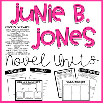 Junie B Jones BUNDLE