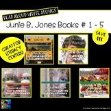 Junie B. Jones Books 1 - 5 Read Aloud Write Along Bundle