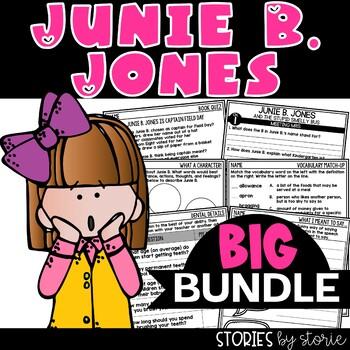 Junie B. Jones Bundle