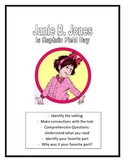 Junie B. Jones Captain Field Day