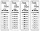 Junie B. Jones Chapter Checklist Bookmarks