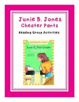 Junie B. Jones Cheater Pants