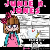 Junie B. Jones Cheater Pants