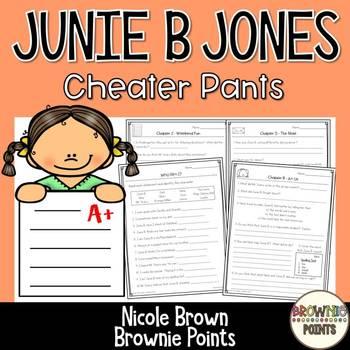 Junie B. Jones - Cheater Pants