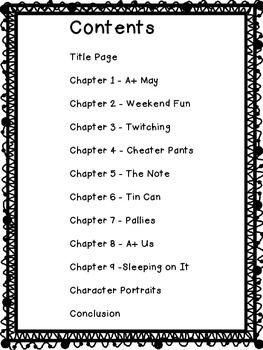 Junie B. Jones Cheater Pants, A Beginners Book Report