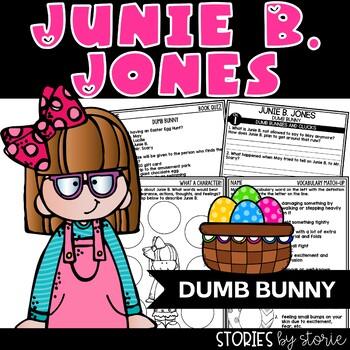 Junie B. Jones Dumb Bunny