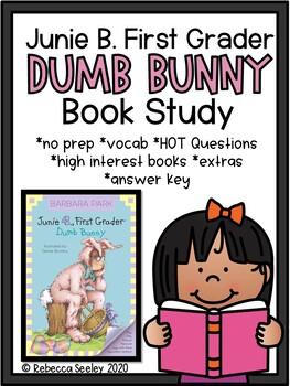 Junie B. Jones Dumb Bunny: A Comprehensive Novel Study