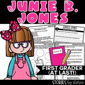 Junie B. Jones First Grader (At Last)