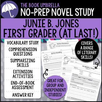 Junie B. Jones First Grader (At Last!)