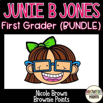 Junie B. Jones - First Grader {BUNDLE}