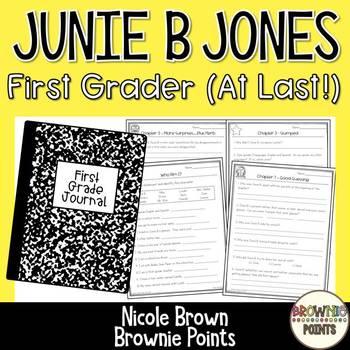 Junie B. Jones - First Grader (At Last)