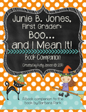 Junie B. Jones, First Grader Boo... and I Mean It!