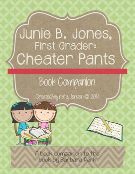 Junie B. Jones, First Grader: Cheater Pants