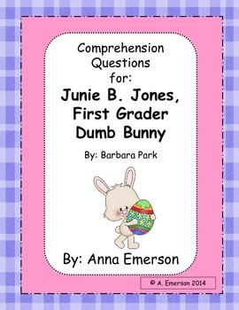 Junie B. Jones, First Grader Dumb Bunny
