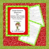 Junie B. Jones, First Grader Jingle Bells Batman Smells! Comprehension Questions